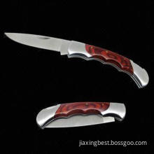 Promotional Folding Knife, Cutting Edge Stays Sharper in a Very Long Time, Various Designs Available