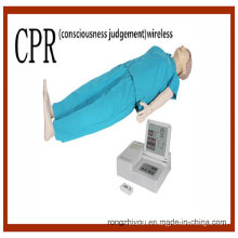 High Quality Advanced CPR Medical Training Nursing Manikin