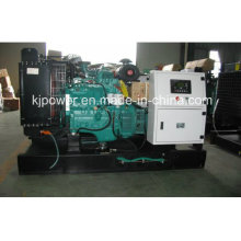 Conjunto de generador de potencia silencioso Powered by Cummins Diesel Engine (25kVA-250kVA)