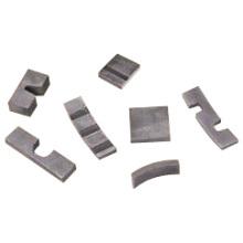 Multiples segments de diamants pour tous les types de pierres