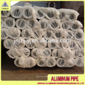 115mm*5mm mill finished aluminum profile pipes in stock for sale