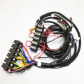 Complicated Fuse Box Auto Relay Wire Harness