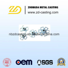 Railway Electric with Investment Casting