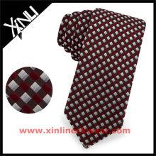 Seide Burgundy Krawatten Seide