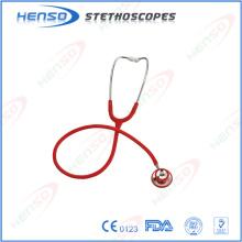 Estetoscópio de cabeça Daul de luxo para adulto