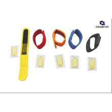 Recharges 100% naturelles de bracelet anti-moustiques d'huile essentielle
