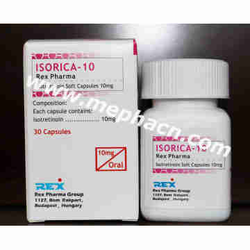 Isotretinoin Sofe Capsules