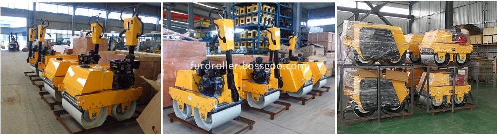 Earth Roller Compactor