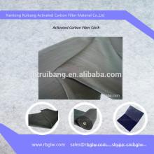 Tejido de fibra de carbono Active Charcoal