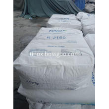 Sulphate Tinox white pigments for painting