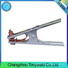 300A Holland type tig ground clamp earth clamp