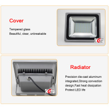 50 Watt High Lumen Dimmable Portable Ultra Thin LED Floodlight