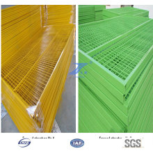 PVC Coated Temporary Canada Fence with Good Quality
