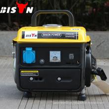 BISON (CHINA) Super Tiger 950 DC Generador de Gasolina Portátil