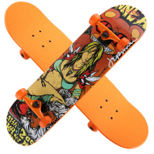31 Hybrid Maple Bamboo Complete Skateboarding Shop