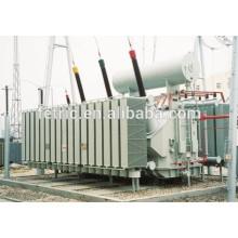 Transformador de potência de 400kv óleo tipo imerso
