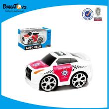 2015 Mais novo B / O brinquedo plástico pequeno carro de polícia