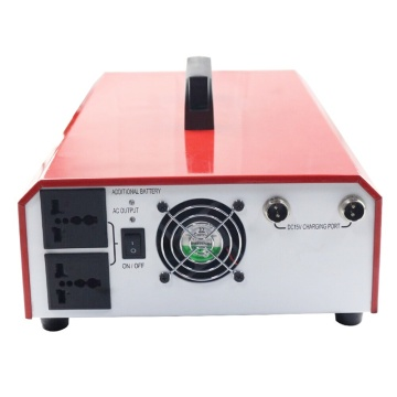 portable solar power generator lithium 26V 40Ah