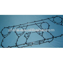 hisaka plate heat exchangers gasket UX40
