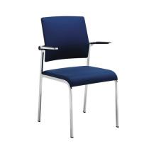 Stuhl für Konferenzräume / Netz Konferenzstuhl / Stapelbarer Konferenzstuhl aus Netzgewebe