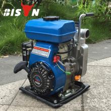 La Chine a fabriqué Zhejiang Taizhou Pompe de vente chaude Pompe à eau à essence de 1,5 pouce wp15 petite pompe à eau portable à essence