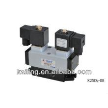 Válvulas de mudança de controle elétrico série K