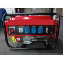 Gerador de gasolina HH2800 Vermelho