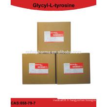 Fabriquer une poudre de glycyl-L-tyrosine de haute qualité