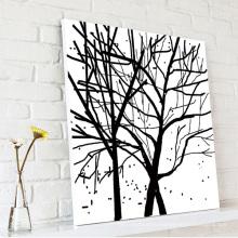 Современные абстрактные деревья