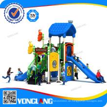 2014 Hit Produkte von kreativen und multifunktionalen Outdoor-Spielplatz, Yl-E016