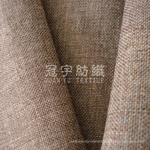 Polyester Flax Fabric for Home Textile