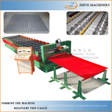 Colored Steel Roofing Corrugated Galvanized Sheet Making Machine Supplier