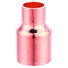 Redutor de encaixe FTGXC, J9010 acoplamento de redução acoplamento de tubulação de cobre, UPC, NSF SABS, WRAS aprovado
