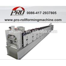 Machine de formage de rouleaux d'autoroute Gockardrail entièrement automatique