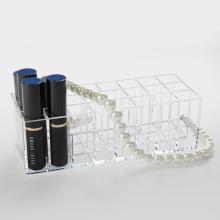 Support de présentoir de rouge à lèvres liquide acrylique