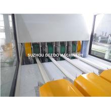 Línea de producción de extrusoras de cuatro tubos de PVC