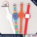 Мода Спорт цифровые часы светодиодные часы горячая распродажа дешевые наручные часы reloj