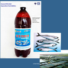 fertilizante de aditivos de alimentación de peces microbianos orgánicos de algas