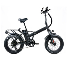 Vélo électrique pliant 20 x 4.0