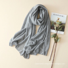 New design fashion cashmere scarves women solid color long scarf shawls elegant scarves