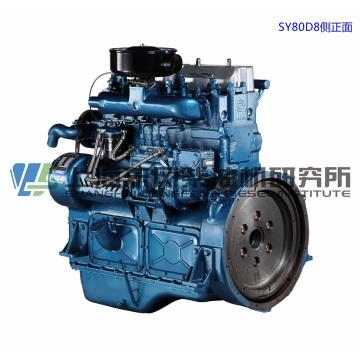 Dongfeng, 121 кВт, Шанхайский дизельный двигатель Dongfeng для генераторной установки