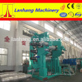 4 Roll Calendering Machine for wide product making
