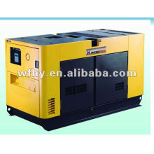 80KVA Diesel Genset with Silent Canopy