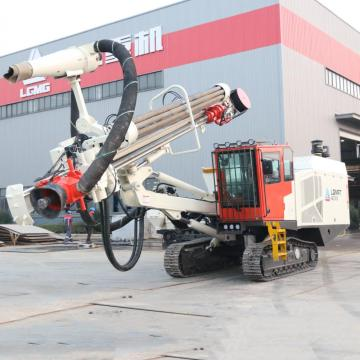 Pneumatic Impactor Automatic DTH Drilling Rig