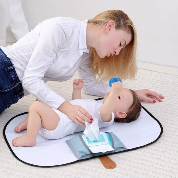High Quality Strip Baby Portable Nappy Changing Mat