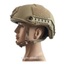 NIJ IIIA FAST casco balístico militar kevlar casco antibalas táctico