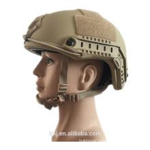 NIJ IIIA FAST military ballistic helmet kevlar tactical bulletproof helmet