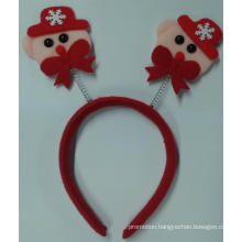 Promotion Gift for Christmas Head Hoop, Christmas Hoop (PF03003)