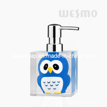 Dispensador de jabón Polyresin de estilo infantil