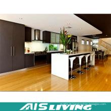 Panela de melamina Armarios de cozinha Móveis (AIS-K198)
